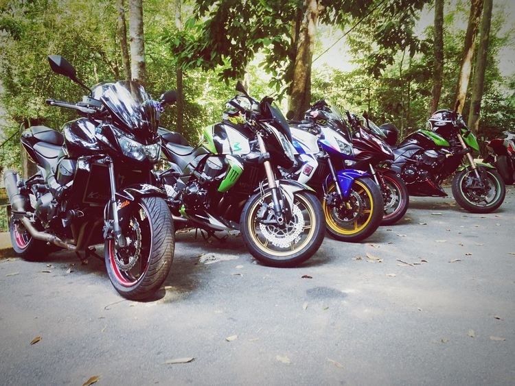 Z750  Malaysia Hanging Out Lentang