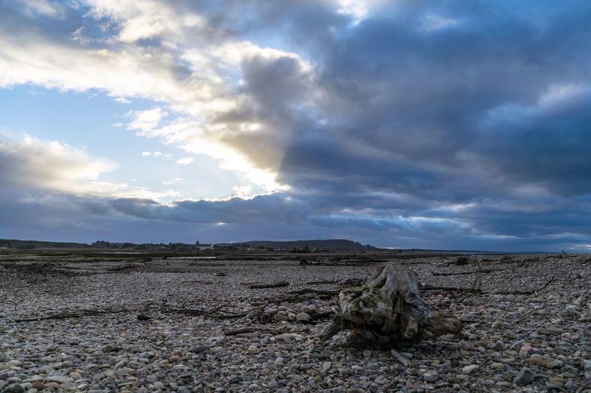 Scotland Moray Spey Bay Sunset Beach Photography