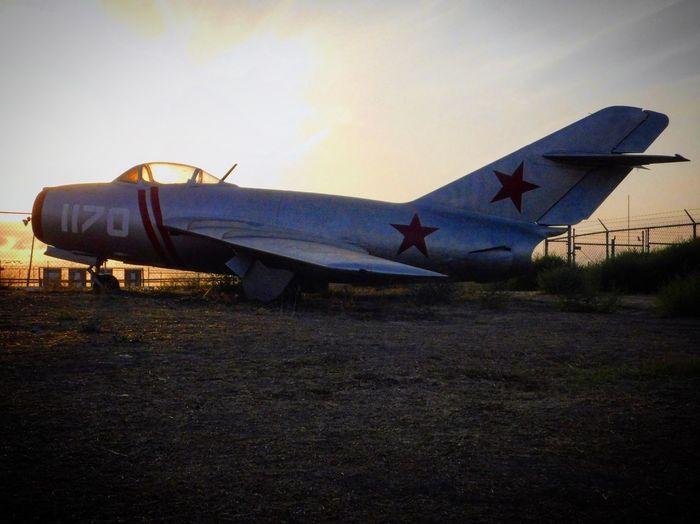 Russian MiG...