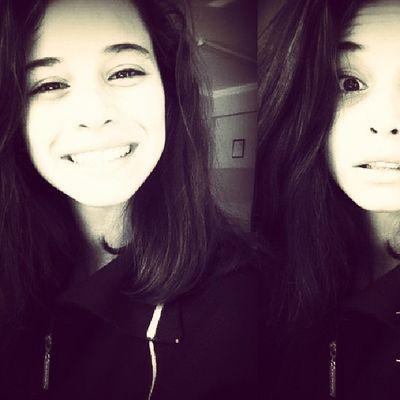 Sen istediğin kadar gül her zaman en güzel ve en son ben gülücem Smile