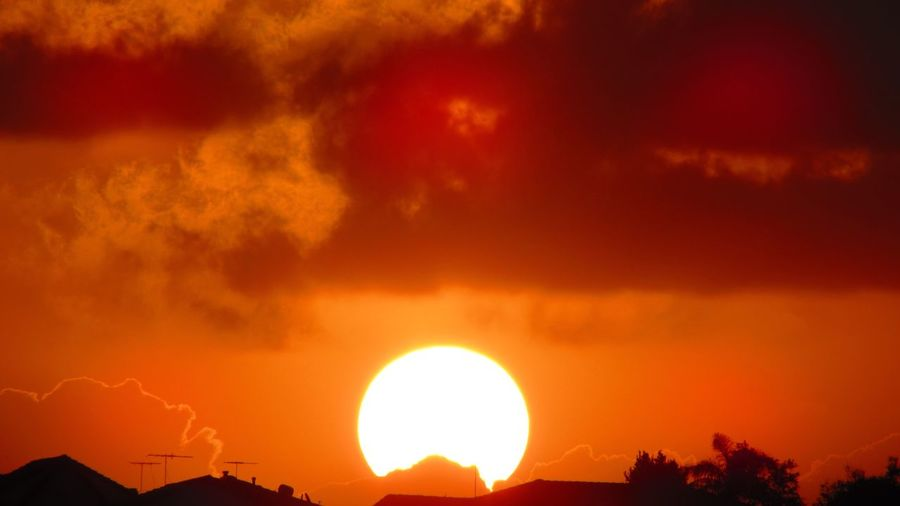 Fireball Sun