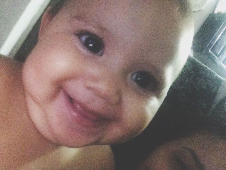 Selfie ✌ Looking At Camera Childhood Cute Costarica Smiling ImSoHappy MySunshine Happiness