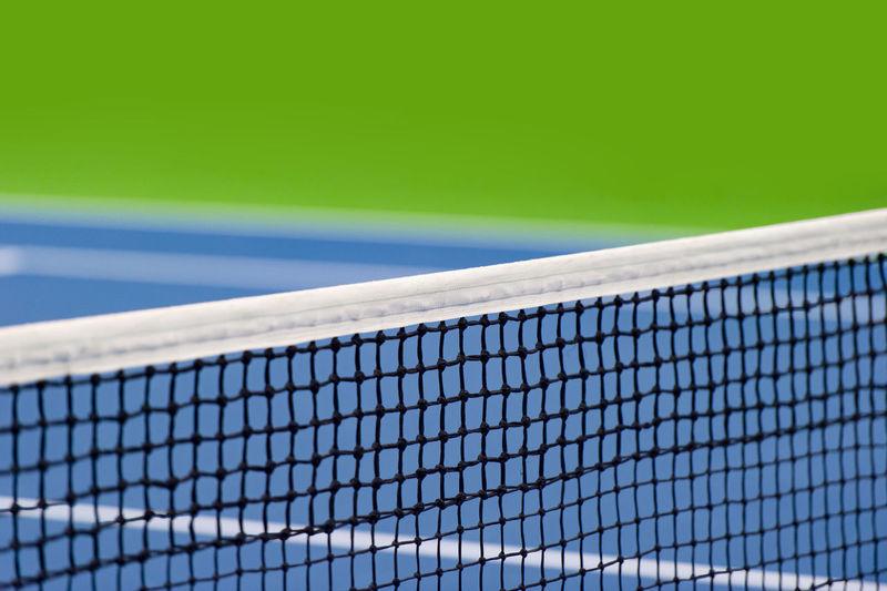 Close-up of a net