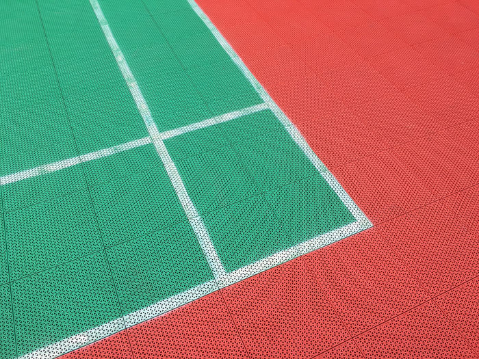 Close-up Net - Sports Equipment Sport Outdoors No People Tennis Empty Dividing Line Competition Court