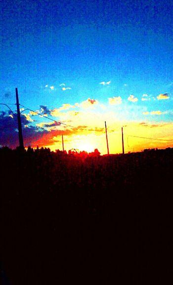 Nature_collection Brazil Sunset Pordodosol Paradise Paraná Sun ☀