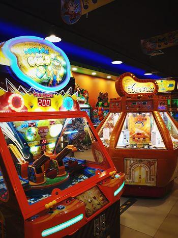 Arcade Machine Fun
