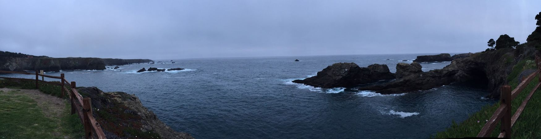 Sea And Sky The Purist (no Edit, No Filter) Norcal Coast