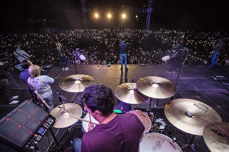 Drums Concert Generación12