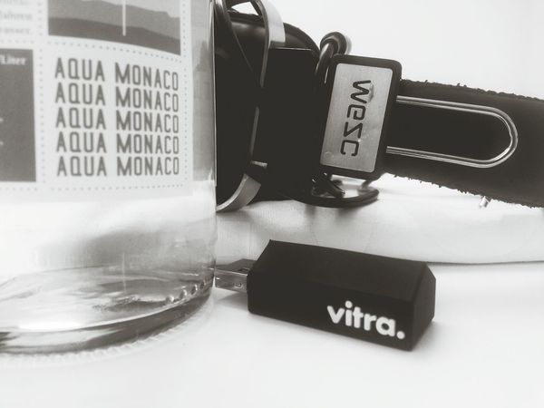 in good company Vitra WESC Aquamonaco