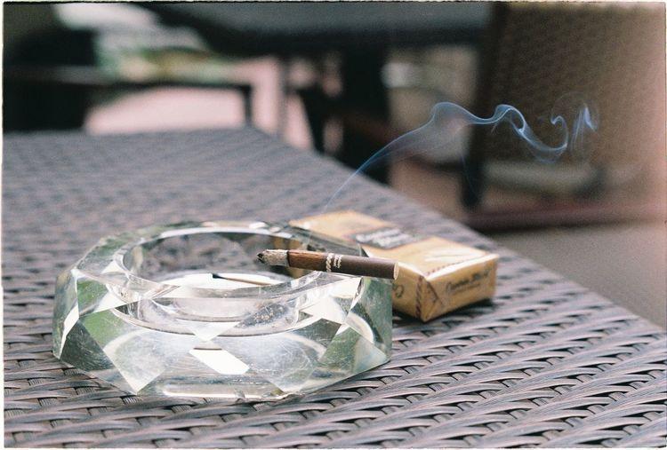Smoking time to