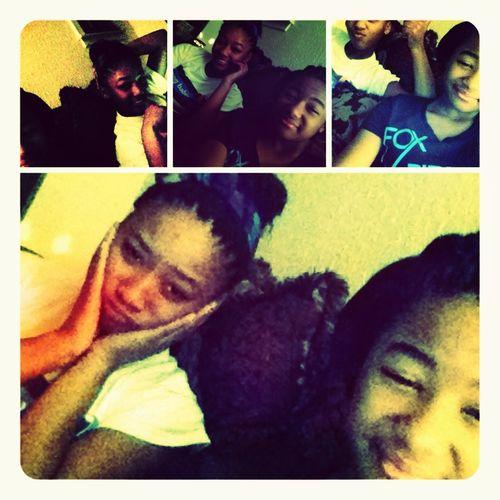 Me And Mhaa Sister . !