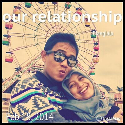Our relationship start from feb 18, 2014.
