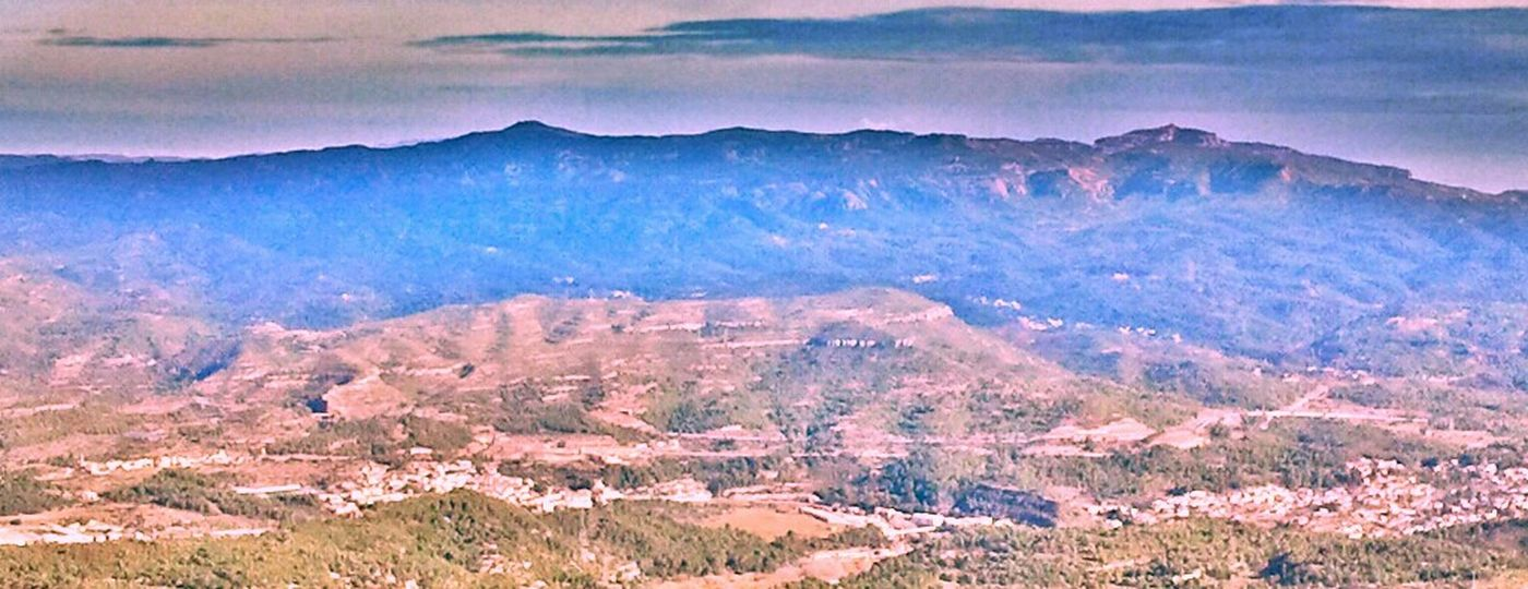 Mountains Landscape Catalunya Nature_collection Eye4photography  Sant Llorenç Del Munt