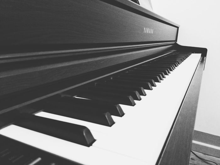 TakeoverMusic Piano Key No People Piano Music Musical Instrument Arts Culture And Entertainment Musical Equipment Close-up Indoors  Day