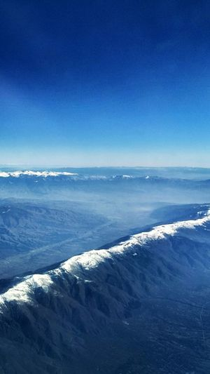 EyeEmNewHere The Bird's Eye View Blue Mountains Outdoors Scenics Snow Nature Tranquil Scene View From An Airplane View From Above Winter Airplane Travel Travel Photography The Week On Eyem