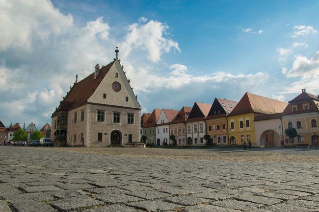 Bardejov Old Town Marketplace