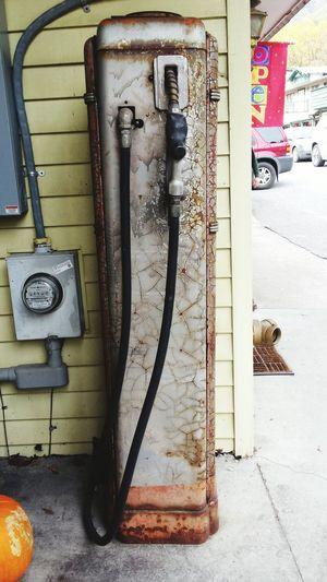 Old Beauty Gasoline Vintage