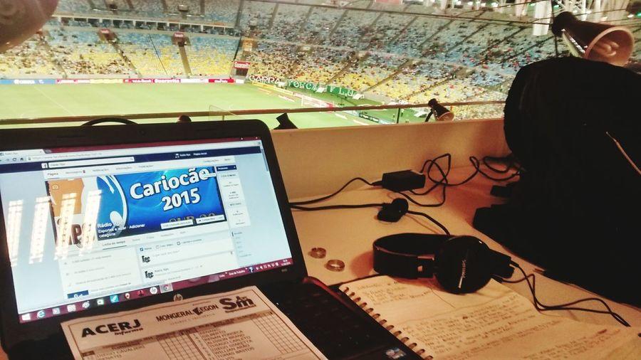 Vamos pro Jogo! Fluminense x Botafogo GiraReporter