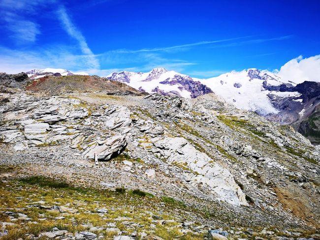 Huawei P20 Pro EyeEm Best Shots EyeEm Nature Lover EyeEm Selects Sky Landscape Rocky Mountains Mountain Range Snowcapped Mountain Mountain Mountain Peak Scenics Idyllic