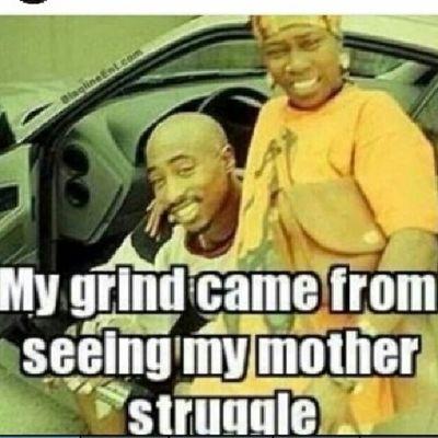 & ima keep on grinding
