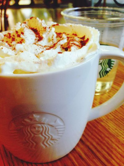 Coffee Time Coffee Quality Time Relaxing Starbucks Allalone