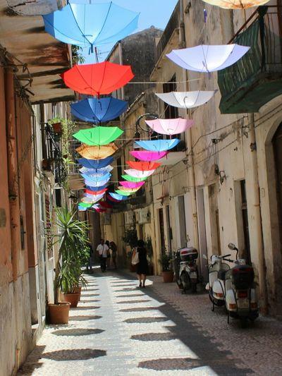 Pastel Power Sciacca Ombrellicolorati Colored Umbrellas Showcase March Here Belongs To Me Hidden Gems