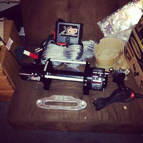Here! Now just need a bumper to fit it in... Smittybilt Xrc8 Comp  Syntheticropewinch