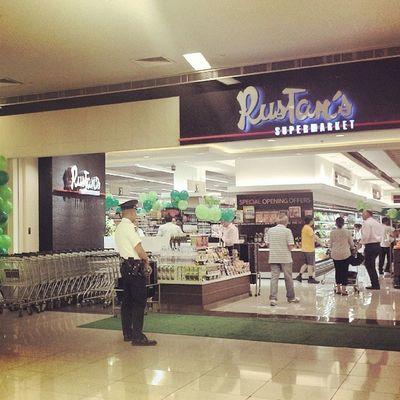 Rustan's Supermarket Century City Mall now open Centurycitymall Rustans