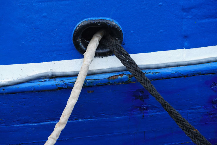 Boat hull with
