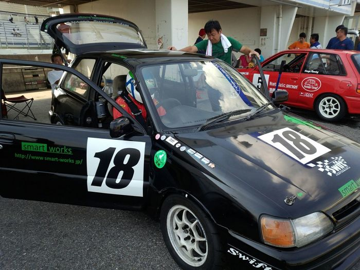 TTC1400そろそろ決勝! Tukuba Race Car