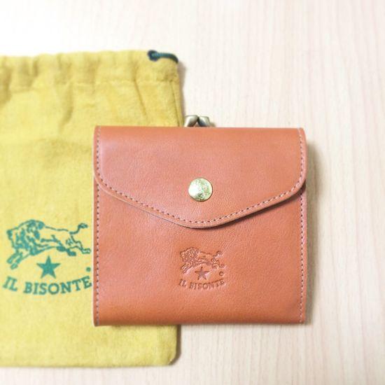 イルビゾンテ ILBISONTE がまぐち 財布