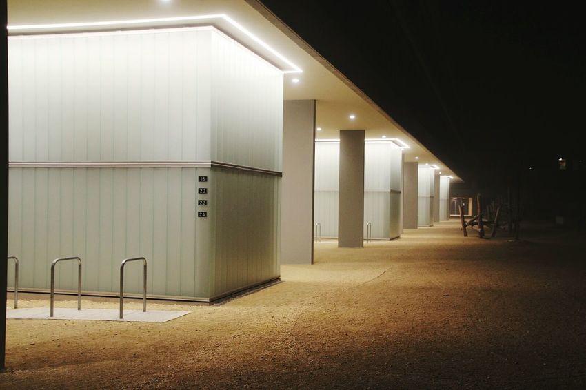 Architecture No People Night Foggy Built Structure Switzerland Illuminated First Eyeem Photo The Architect - 2017 EyeEm Awards