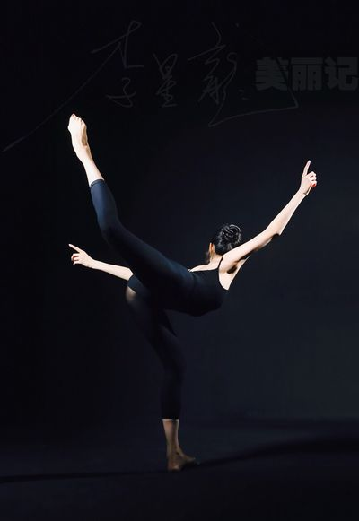 Spread My Wings Ballet Ballet Dancer Full Length Dancing Grace Dancer Skill  Balance Performance Practicing One Person Flexibility Performing Arts Event Indoors  Studio Shot Legs Apart Black Background Young Adult People Indoors  Portrait Beautiful Woman Dancing Young Women Beauty