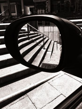 Avilés Architecture Sunlight Outdoors Continuous Car Steps And Staircases Day The Street Photographer - 2017 EyeEm Awards Let's Go. Together.