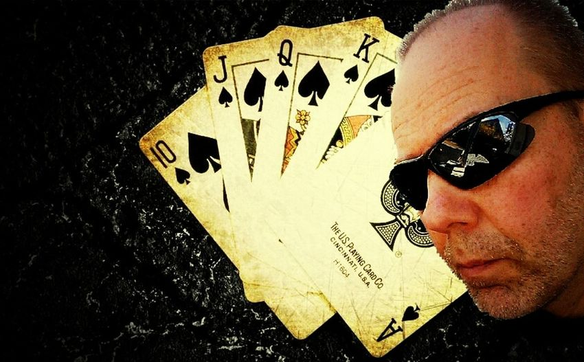 """I love Texas """"holdem"""" Play Cards Or Something"""