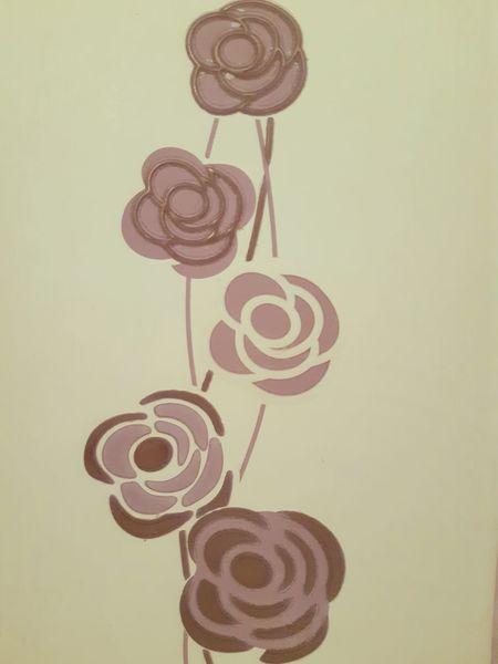 #PurpleFlower #Purple #vintage Shape Square Shape Brown Background Forestry Industry First Eyeem Photo