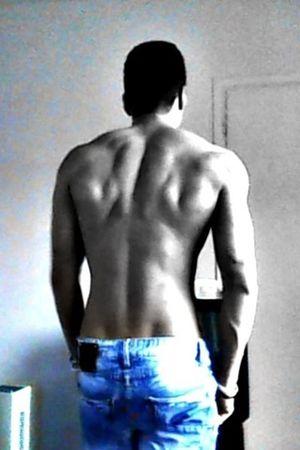 My back ?.