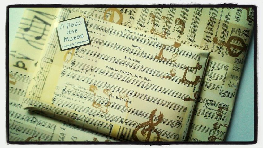 ...agasallo Para O Músico