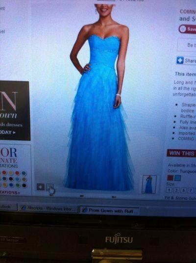 My Dress..