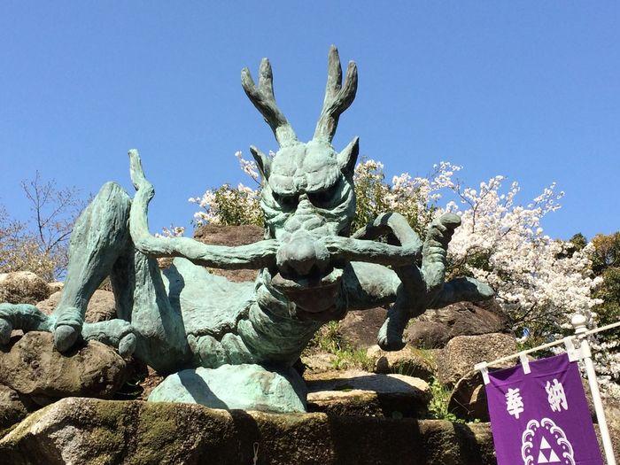 江の島 龍 Dragon Shrine 神社 日本 Japan