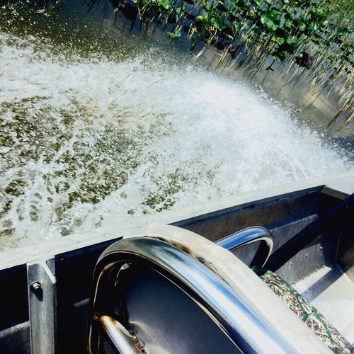 Swamp Water_collection Water Sprinkle Airboat Green Great Florida The Great Outdoors - 2015 EyeEm Awards