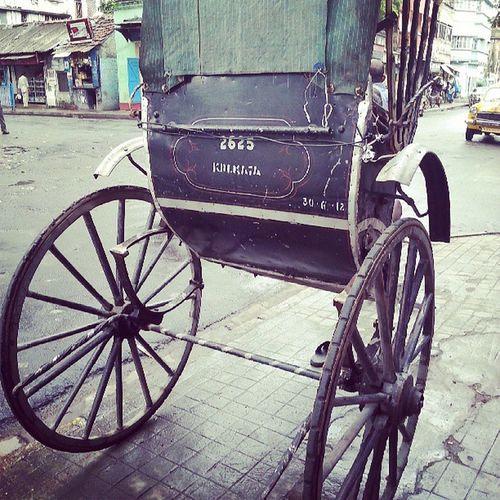 Kolkata CityOfJoy Rikshaw Instaclick