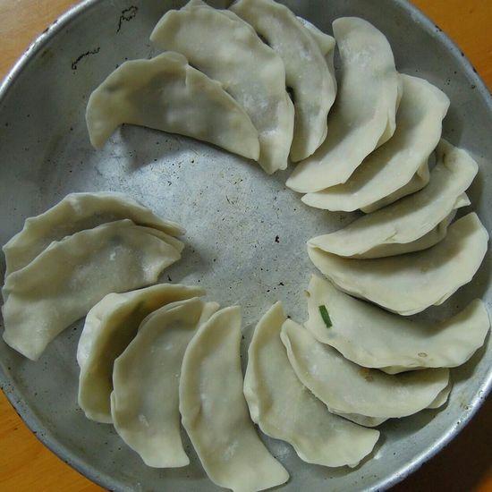 Food Home Made Chinese Food Jiaozi 饺子