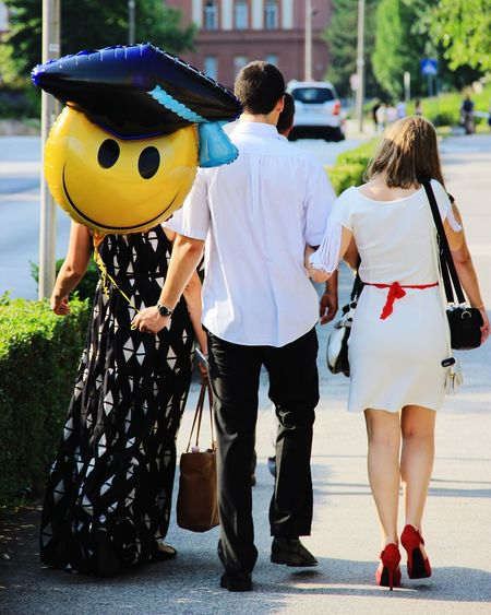 Graduation Graduation 2016 Diplom Diploma Ceremony Degree Awarding Ceremony Smile Smile :) Smiley Smile ✌ Smile❤ Smiley Face Happy Happiness Couple Cute University University Life The Color Of Sport The Color Of School People And Places EyeEm Selects