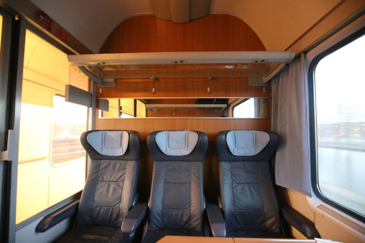 Compartment Day Indoors  No People Public Transportation Train Compartment Transportation Travel Vehicle Interior Vehicle Seat