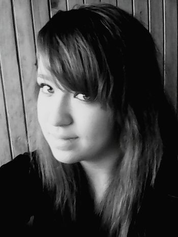 New Hair Style That's Me Polishgirl Bisexual Sadness Gdansk Lonely Day In Home Dream B&w Photography