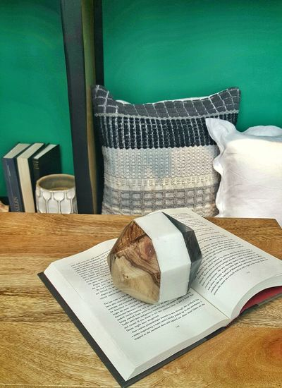 Reading & Relaxing Pillows Pages Of A Book