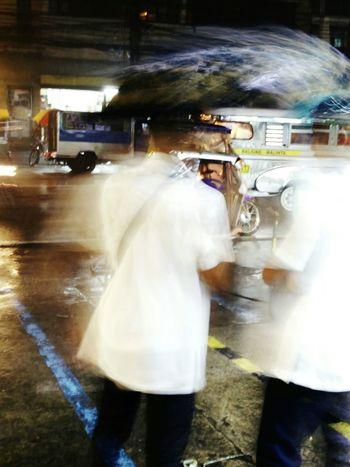 Streetphotography Rain Umbrella Dearfriend Shelter