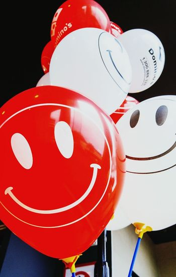 LGG4 Lgg4photography LGG4photo Balloon Smile :) Have A Nice Day♥ Forfun Dominospizza DominosMY