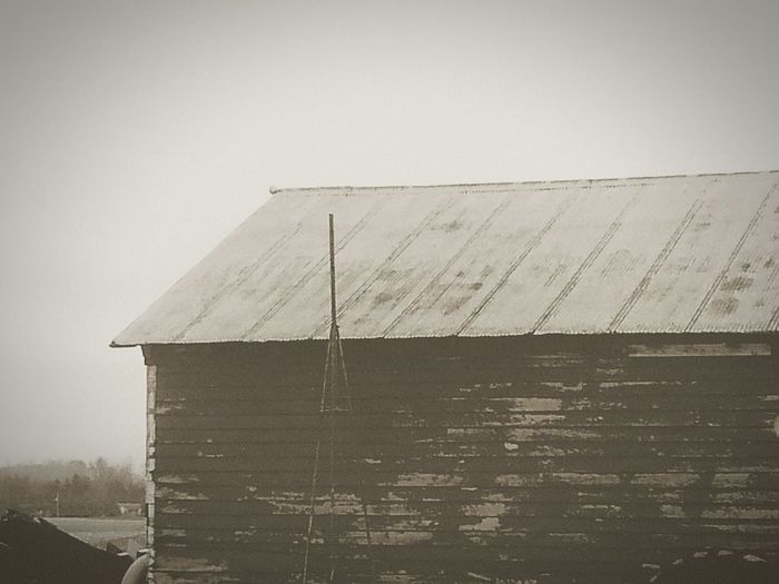 Blackandwhite Photography Mishicot Farmland Barns Countryside